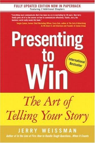 Book Presenting to Win