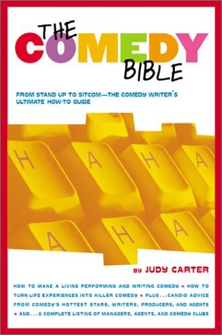 Book The Comedy Bible