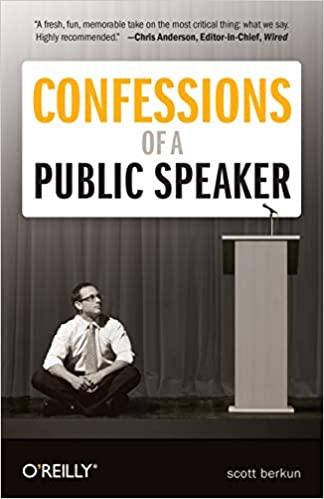 Confession Public Speaker